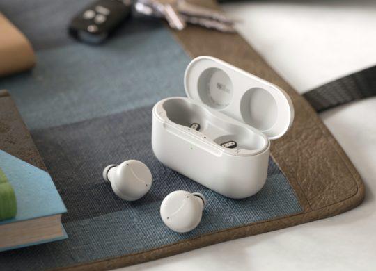 Ecouteurs Amazon Echo Buds 2021 et Boitier de Charge
