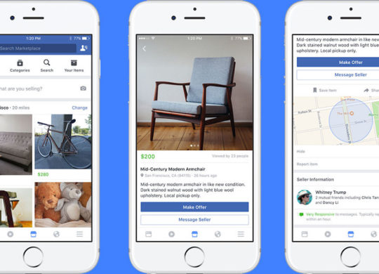 Facebook Marketplace