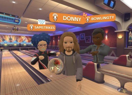 ForeVR Bowl Oculus Quest