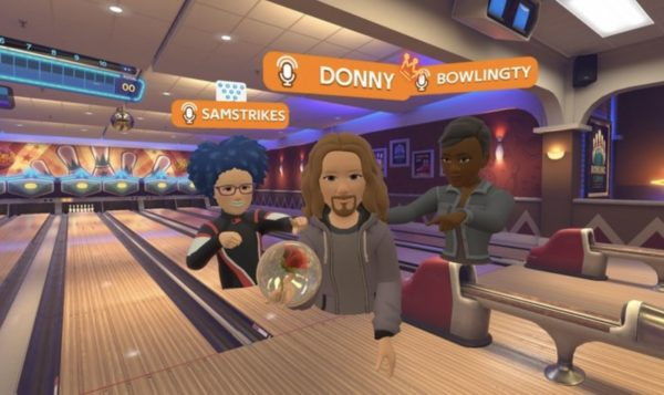 ForeVR Bowl Oculus Quest 600x357