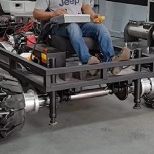 Image article Hankook expérimente une technologie de pneus à formes variables