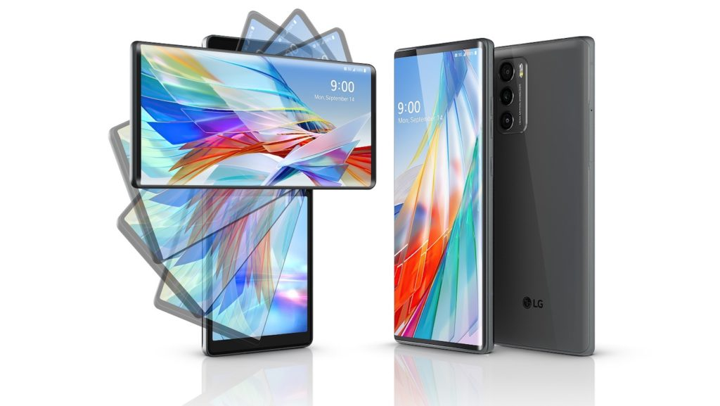 LG arrête aujourd'hui la production de ses smartphones