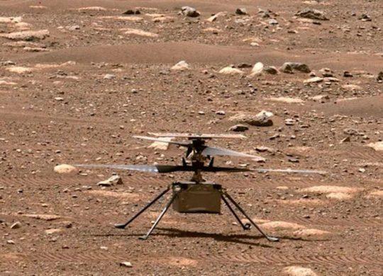 Mars Ingenuity 1