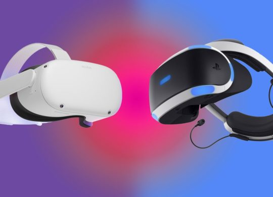 Oculus Quest 2 vs PSVR
