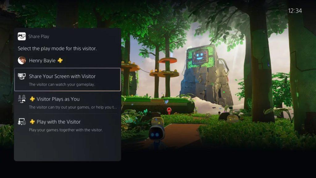 PS4 PS5 Jeu en partage intergenrationnel