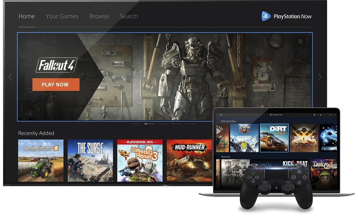 PlayStation Now passe au 1080p pour le streaming des jeux