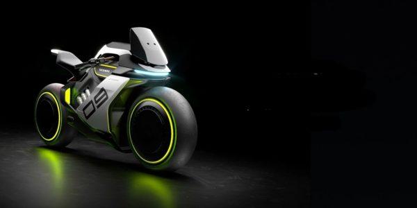 Segway moto futuriste 1