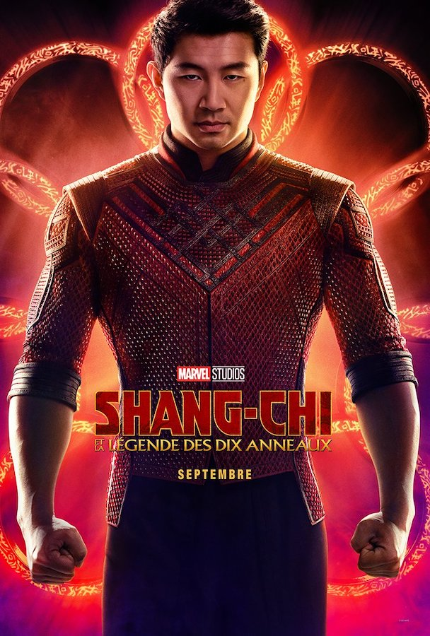 Shang-Chi et la Legende des Dix Anneaux Affiche