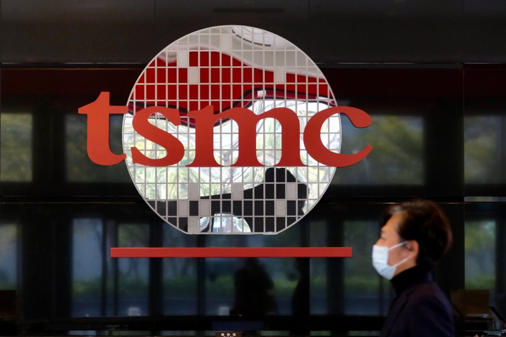 TSMC investit 100 milliards de dollars pour produire plus de puces
