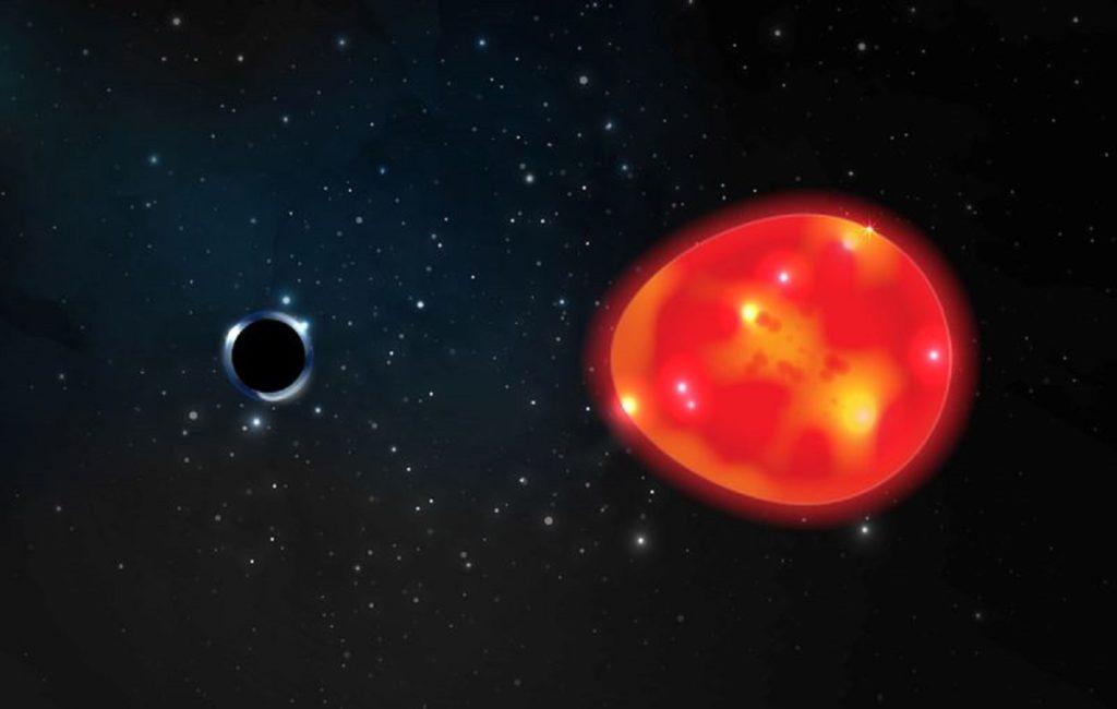 mini-trou noir