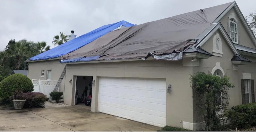 toit maison en attente de solar roof