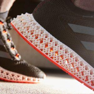 Image article 4DFWD : les nouvelles chaussures avec semelle intercalaire imprimée en 3D d'Adidas