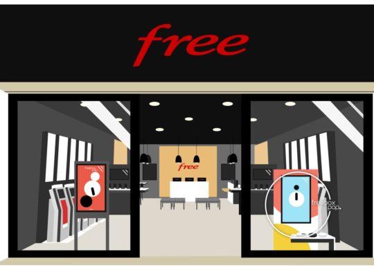 Boutique Free Visuel