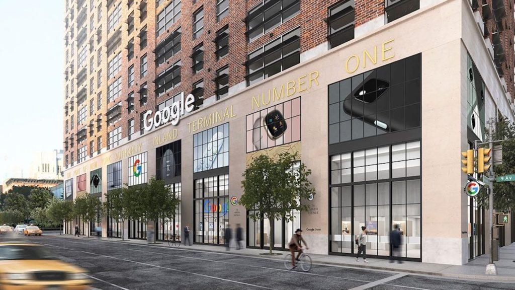 Google annonce l'ouverture de sa première boutique physique