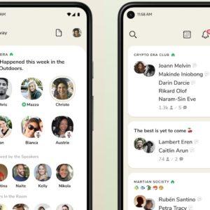 Image article Clubhouse débarque sur Android en bêta, après une exclusivité sur iOS