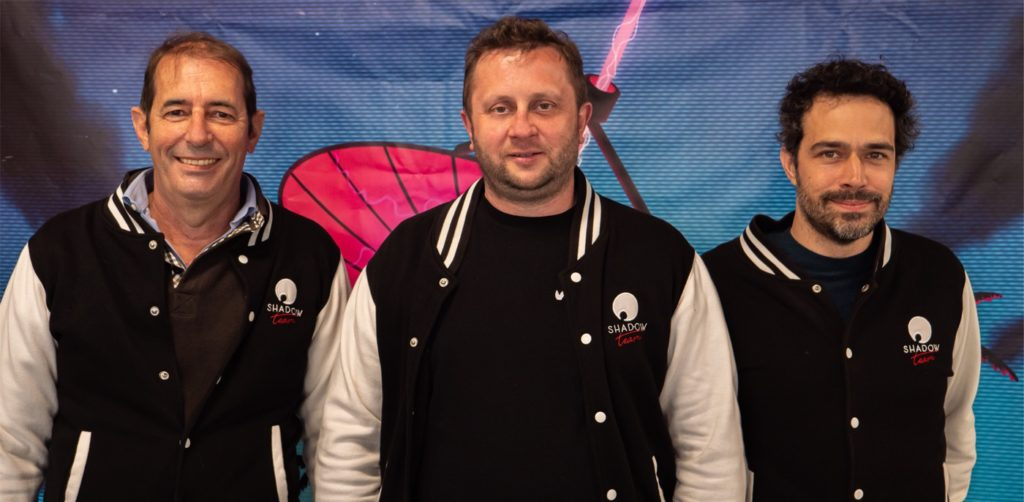 Eric Sele Octave Klaba et Stephane Heliot