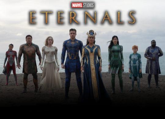 Eternals Les Eternels
