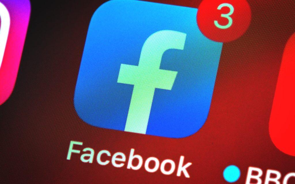 Facebook Icone Logo