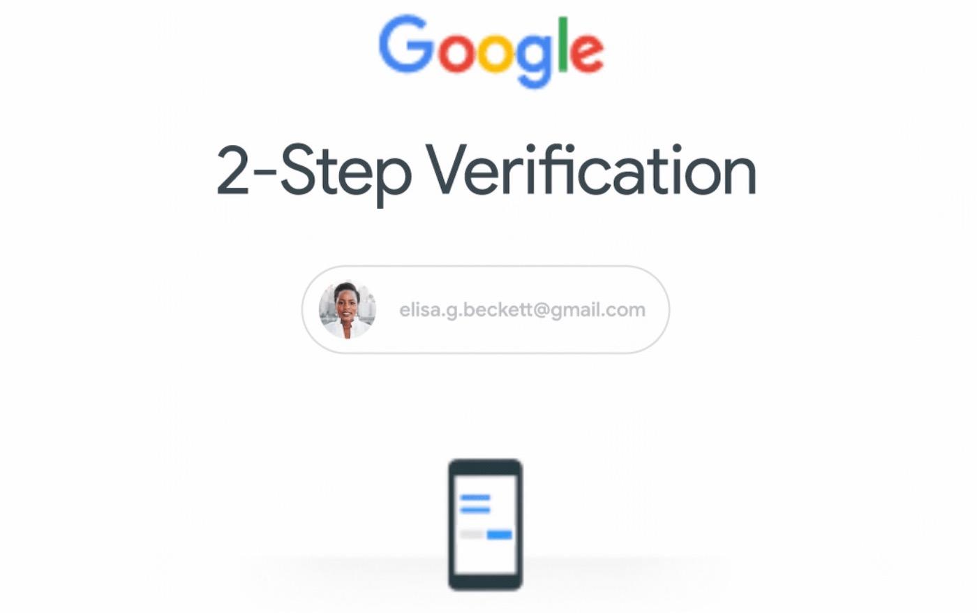 Google va activer par défaut l'authentification à deux facteurs