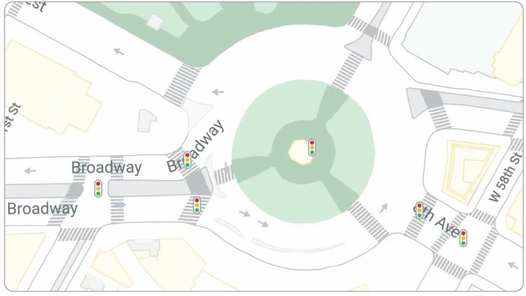 Google Maps Cartes Plus Detaillees