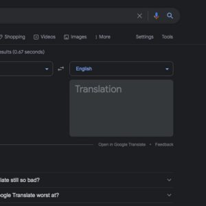 Image article Google : vous pouvez désormais passer en mode sombre sur votre PC (et comment faire)