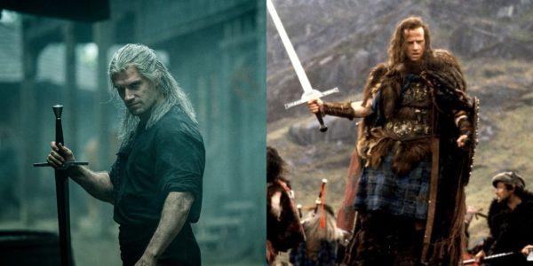 Highlander Henry Cavill