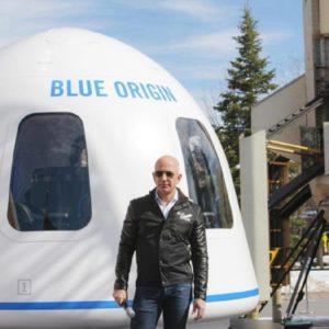 Image article Comme SpaceX, Blue Origin développera un second étage sur la fusée New Glenn