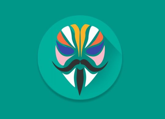 Magisk Root Android Logo