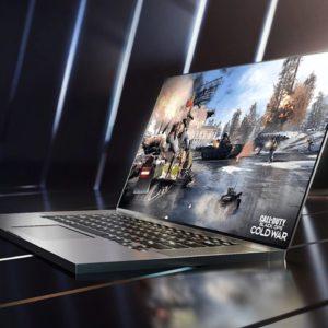 Image article Nvidia annonce les GPU RTX 3050 et 3050 Ti destinés aux ordinateurs portables