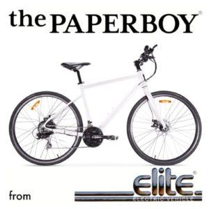 Image article Le créateur du jeu culte Paperboy lance un vélo électrique baptisé… Paperboy