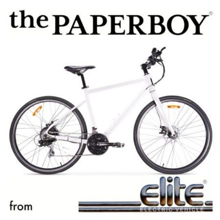 Paper Boy vélo