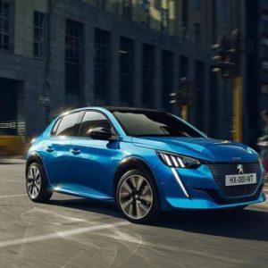 Image article La Peugeot e-208 est la voiture électrique la plus vendue en France