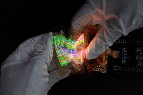 Royole micro LED flexible 1