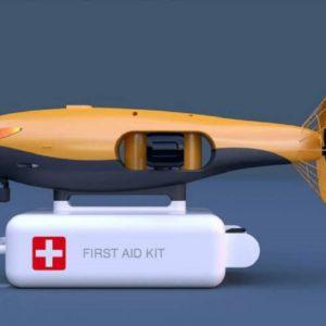 Image article Saver Whale : le drone sous-marin qui peut vous sauver de la noyade !