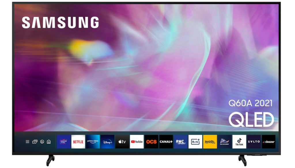 TV QLED 2021 Samsung Tizen