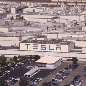 Image article Le centre de stockage de batteries de Tesla en Australie a pris feu !