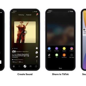 Image article TikTok : vos informations de connexion pourront fonctionner avec d'autres applications