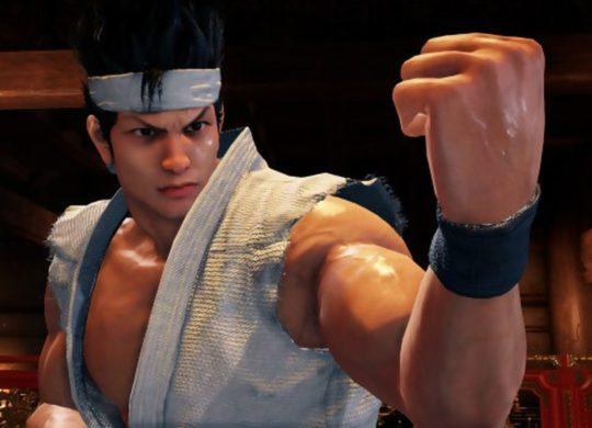 Virtua Fighter V Ultimate Showdown