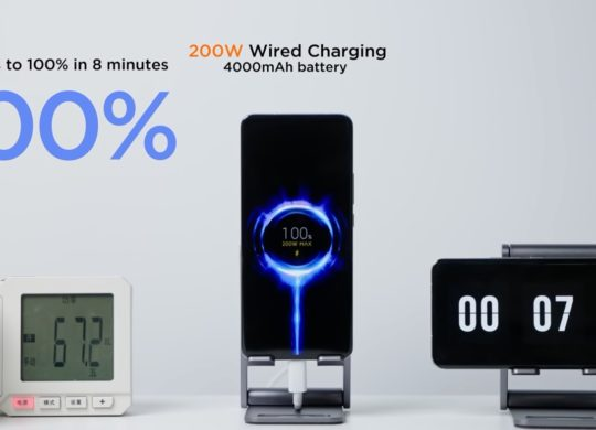 Xiaomi Charge 200 W HyperCharge