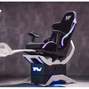 Image article Yaw2 : le siège ultime pour la VR récolte 1,3 million de dollars sur Kickstarter… en deux semaines