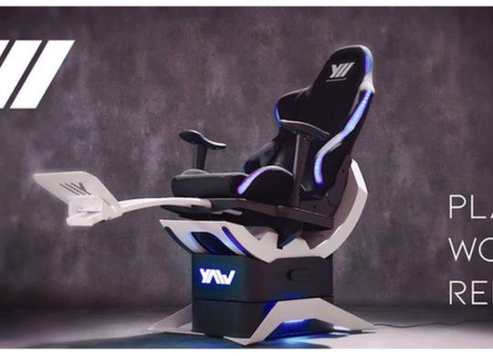 YAW2 VR