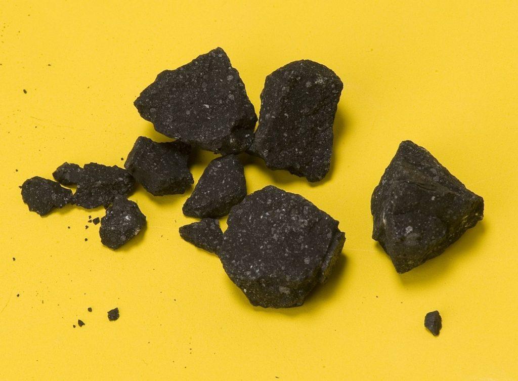 meteorite Sutter's Mill