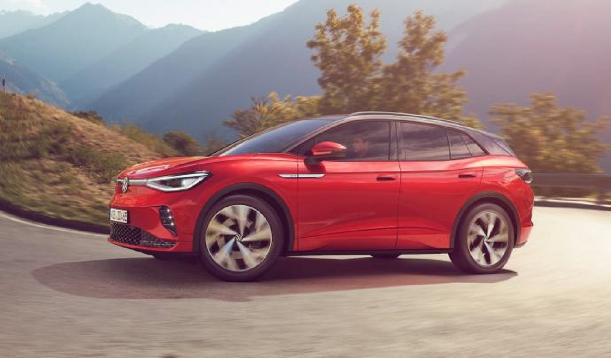 Volkswagen dévoile son premier SUV électrique et sportif !