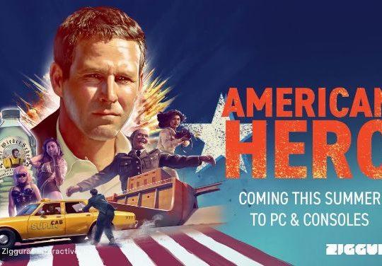 American Hero Jaguar Game