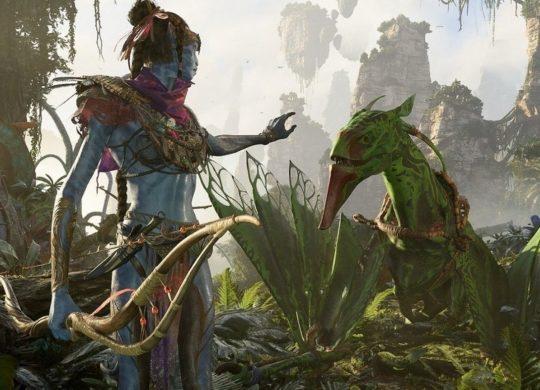 Avatar Frontier of Pandrora