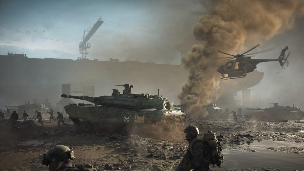 Battlefield 2042 Char
