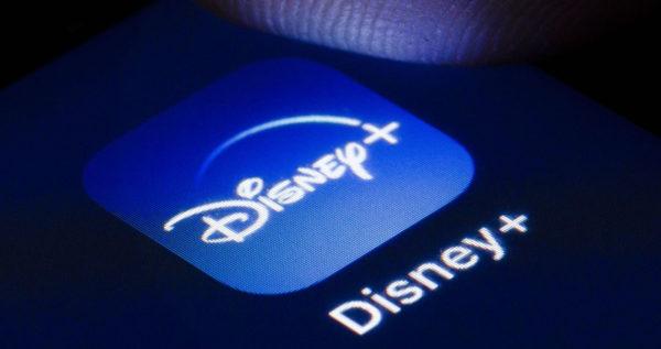 Disney Plus Logo Icone