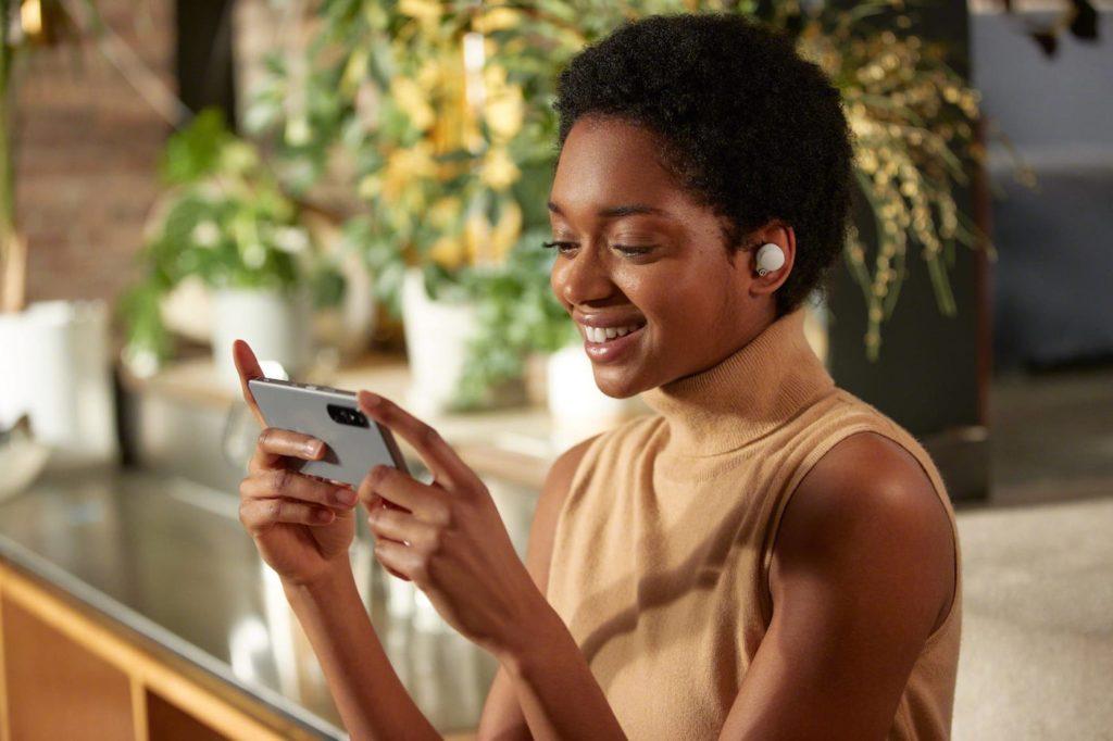 Ecouteurs Sony WF-1000XM4 2