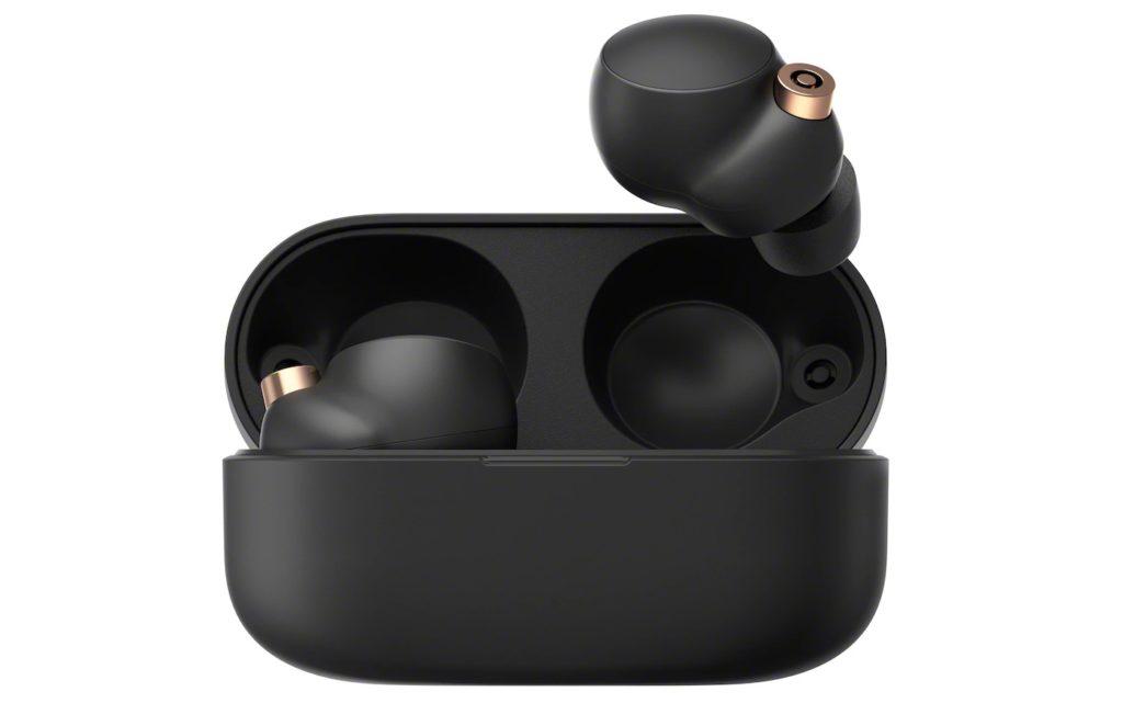 Ecouteurs Sony WF-1000XM4 Noirs