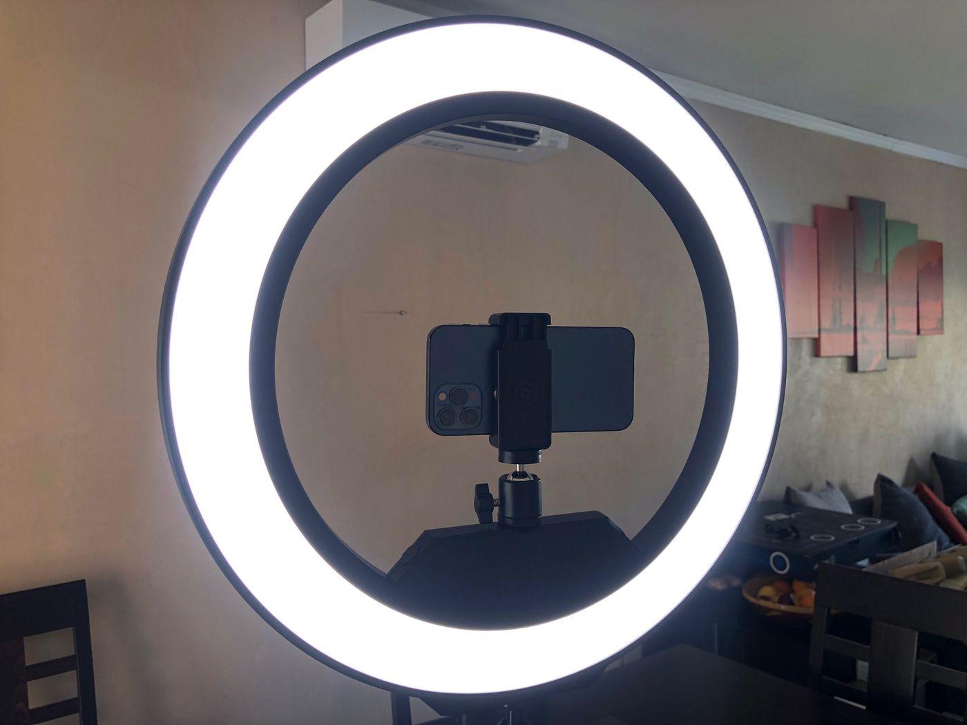 Elgato Ring Light Installation 5